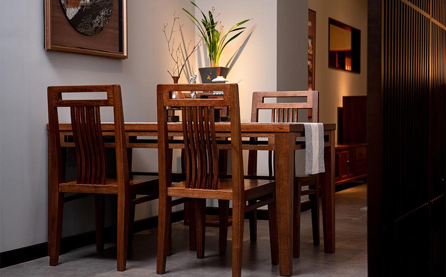 风华系列餐椅